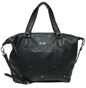 Jessica Simpson Woman's Satchel, Black Color, MSRP: $128.00