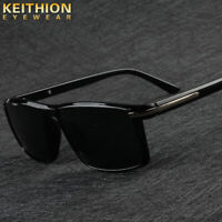 KEITHION New Polarizedd Square Men Sunglasses Outdoor Sports Driving Eyewear