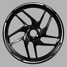 Adesivi cerchi moto aprilia rsv 1000 rsv4 wheel strip sticker