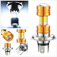 360° H4 COB LED Motorcycle Headlight High Low Beam Light 3500lm 30W Super Bright
