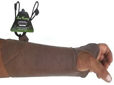 SHOOTING ARM GUARD MADE WITH ANTIQUE COW LEATHER ARCHERY PRODUCTS AG-8400 L-HAND