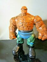 "Marvel Diamond Select Legends Fantastic Four THE THING 7"" Inch Action Figure~"