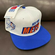 New York Mets Nike White Pro Cap Sport Specialties Snapback Adjustable Hat Retro