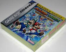Mario & Luigi: Superstar Saga (Game Boy Advance)  ..Brand NEW!!!