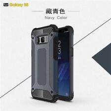 Resistente armadura 2 Pieza Funda Cubierta Trasera para Samsung Galaxy S7 S8 S9 S9 PLUS