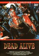 Braindead , Dead Alive , Blood Edition , uncut , english & german ,Peter Jackson