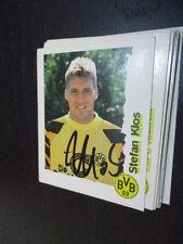 U36 Stefan Klos Borussia Dortmund original signierter Panini Sticker