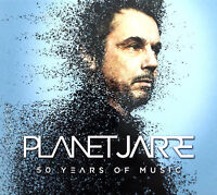Jean-Michel Jarre ‎2xCD Planet Jarre (50 Years Of Music) - Deluxe Edition