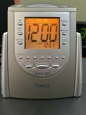 Timex - Auto-set Clock Radio AM FM with Digital Tuning - Model T311T - Tested