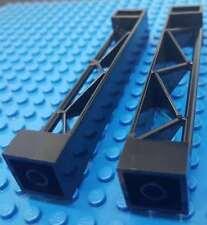 Lego Parts: Support 2 x 2 x 10 Girder Triangular Vertical - Type 1 Solid Top - 3