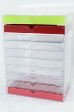 sshh Our Secret. Brand new 10 drawer acrylic cosmetic organiser storage system