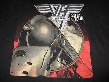 "2012 Van Halen ""A Different Kind of Truth"" Reunion Tour Concert (Lg) T-Shirt"
