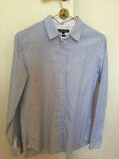 TRES BELLE CHEMISE BLEUE TOMMY HILFIGER TAILLE 36