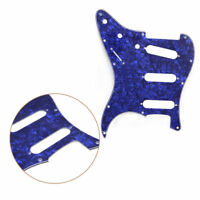 Electric Guitar Pickguard Scratch Plate For Fender Stratocaster Durable Tools