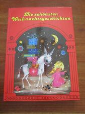 (E580) KINDERBUCH DIE SCHÖNSTEN WEIHNACHTSGESCHICHTEN OHNE ENGLEIN PLOTSCH! 1998