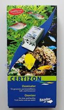 Sander Ozonisator  C 100 mg/h Certizon  für Süßwasser u. Meerwasser