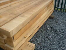 "8""x4"" New Oak Sleepers"