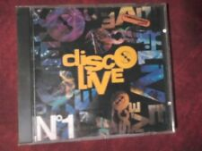 COMPILATION- DISCO LIVE N. 1 (FLYING RECORDS, 1991). CD