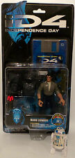 INDEPENDENCE DAY (ID4) : DAVID LEVINSON CARDED ACTION FIGURE
