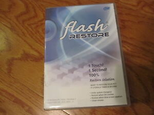 Flash Restore by KAT 1 Touch 1 Second