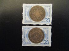 Uruguay #792-93 Used- I Combine Shipping (8FH9)