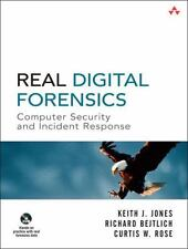 Real Digital Forensics : Computer Security and Incident Response by Richard...