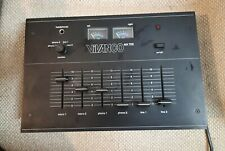 Mischpult Mixer DJ Vivanco MX700 6 Kanäle funktioniert