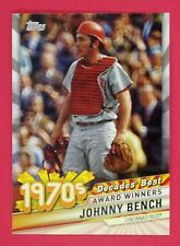 2020 Topps Series 2 Decades' Best Inserts - Complete Your Set - Pick Your Cards