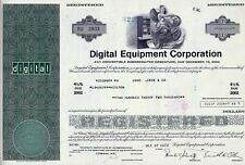 DEC Digital Equipment Corporation 1977, 4 1/2% Debenture due 2002 (220.000$) !