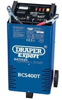DRAPER EXPERT 400A AMP 12V 24V CAR VAN LORRY BATTERY CHARGER STARTER BOOSTER