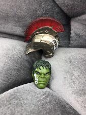 Marvel Legends Thor Ragnarok Gladiator Hulk BAF Head And Helmet