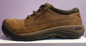 Keen Austin Men's Casual Waterproof Shoes Brown UK8.5 NEW