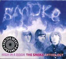 """2 Cd-Box de the Smoke """"High in a room-the Smoke Anthology"""" 2002 Sanctuary"""