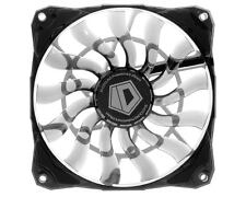 [ID-COOLING] NO-12015 Super slim 120mm Cooling Fan,4pin,PWM,15T,vibration rubber