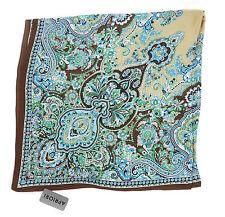 APRIORI paisley motif foulard foulard coloré polyester neuf avec étiquette