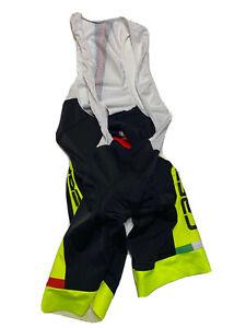 CASTELLI Cycling Bib short New Without Tags SIZE M Medium Men's