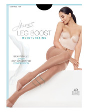 Silk Reflections Leg Boost Moisturizing Hosiery