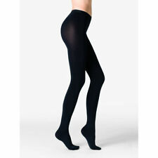 Microfibre Patternless Tights with Support for Women