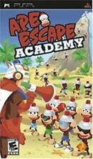 Ape Escape Academy NEW factory sealed PSP PlayStation Portable