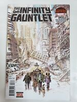THE INFINITY GAUNTLET #3 (2015) MARVEL COMICS SECRET WARS! THANOS! NOVA! NM