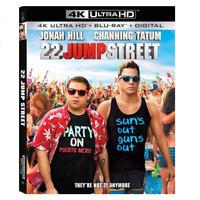 22 Jump Street [4K Ultra HD Blu-ray/Blu-ray] [2014]
