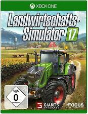 XBOX ONE - Landwirtschafts Simulator 17 (Microsoft) Spiel in OVP