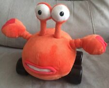Jungle Junction Plush Toy On Wheels Taxi Crab Disney Toy