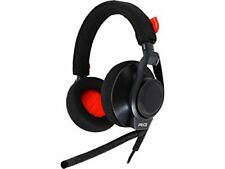 Plantronics Rig Flex LX Gaming Headset with microphone. Black/Orange. NEW FAST