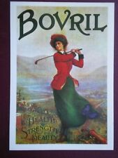 POSTCARD  BOVRIL - FOR HEALTH STRENGTH & BEAUTY