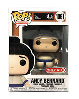 Funko POP! Television Exclusive The Office Andy Bernard Vinyl Figure #1061 NEW