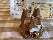 Lilliput Lane Kentish Oast-House 1985 W/ box&deeds