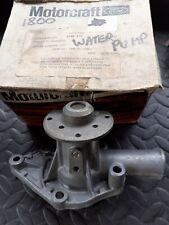Princess 1800 10/75-7/78 Water Pump. Motorcraft EPW975