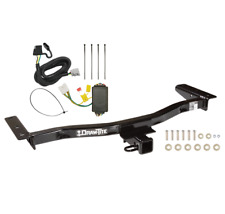 Trailer Tow Hitch For 10-15 Lexus RX450h 13-15 RX350 Except F Sport w/ Wiring