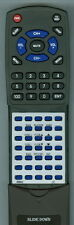 Replacement Remote for  JVC RM-RK42, KSRF150, CHX1500RF